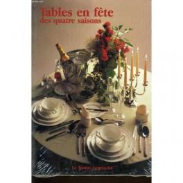Tables En Fête (Livre d'occasion)