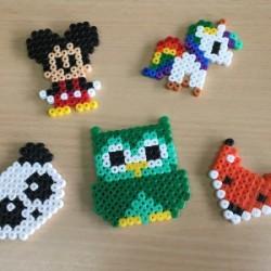 Pixel Art - Perles à Repasser