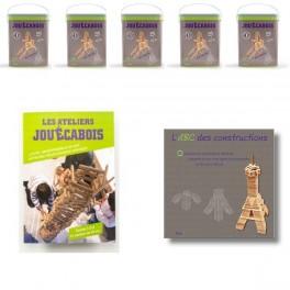 Kit Ateliers Jouécabois